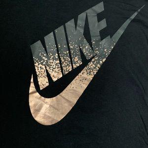 Signal Metallic Nike Long Sleeve: Limited Edition